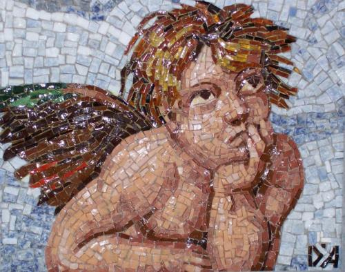 angelo di raffaello 25x35 cm