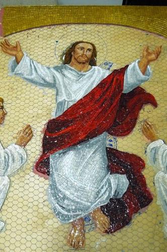 part. del Cristo Risorto con angeli 2