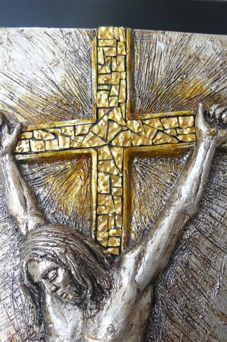 particolare crocifissione 2