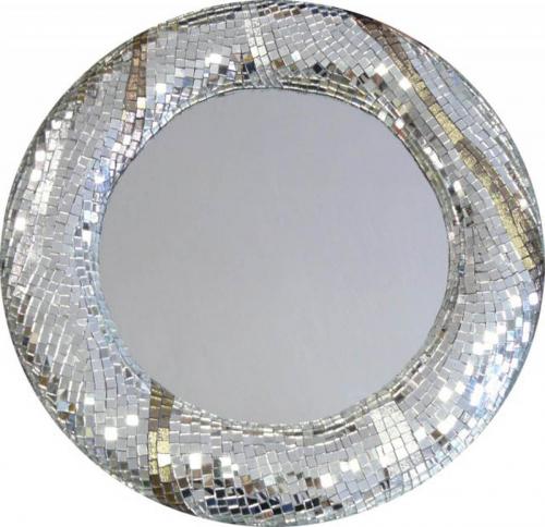 specchio luce-tondo