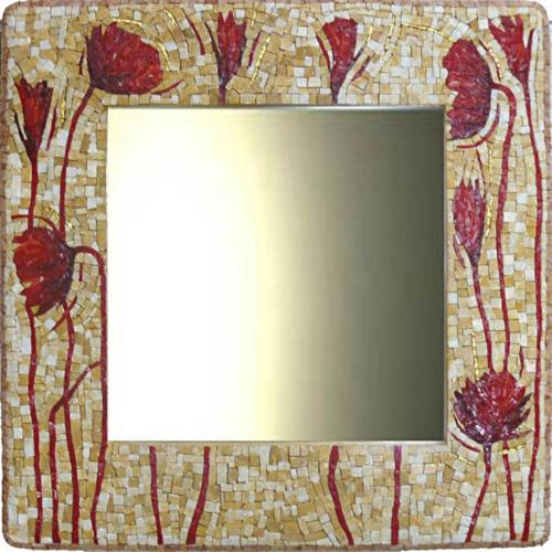 specchio papaveri