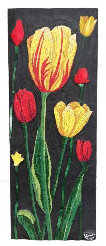 steli di tulipani